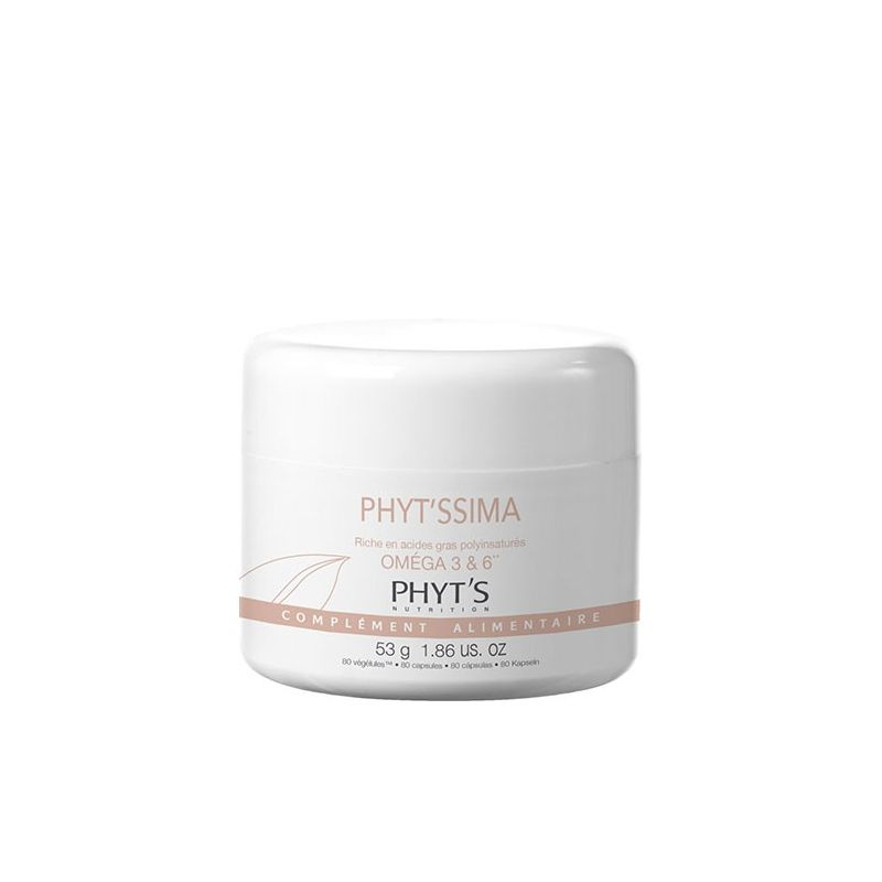 Phyt's - Omega 3 + 6 - Phyt'ssima - OhSens.fr