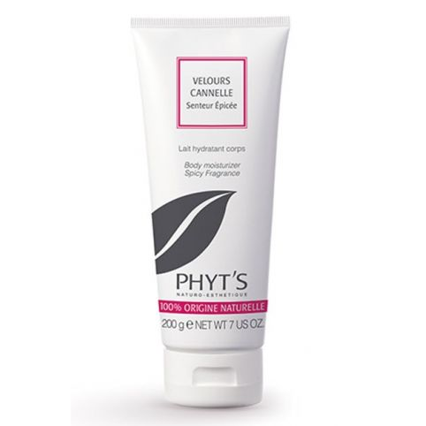 Phyt's - OhSens.fr - Lait Hydratant Velours Cannelle Bio