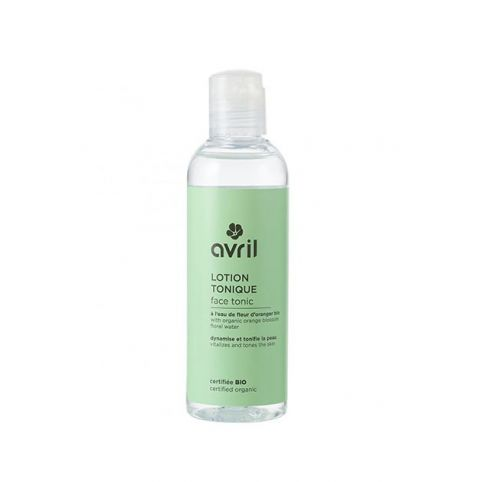 Avril - Lotion Tonique Bio - 200 ml - OhSens.fr