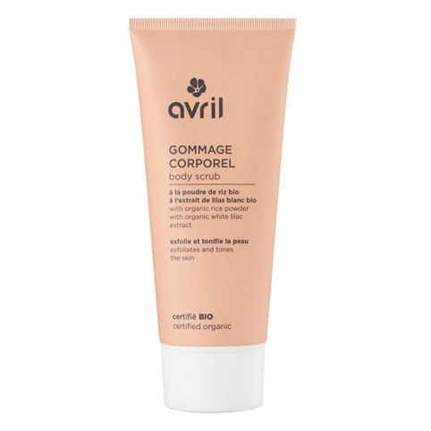 Avril - Gommage Corporel Bio 200 ml - OhSens.fr