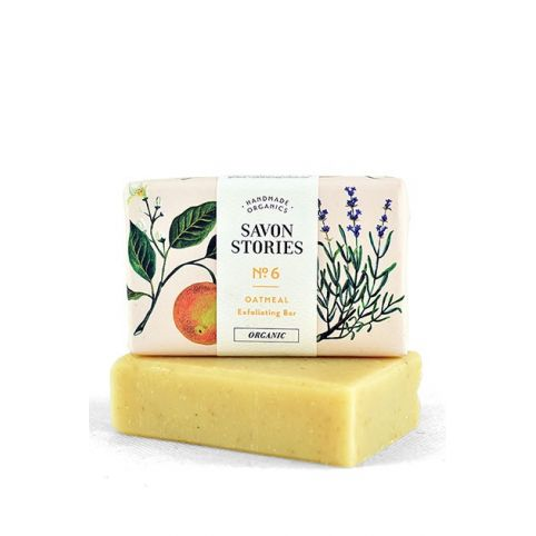 Savon Stories - Savon Bio - Flocons d'Avoine - OhSens.fr