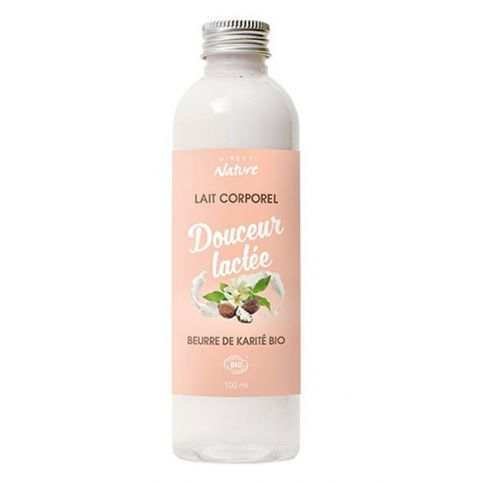 Direct Nature - Lait Corporel Douceur Lactée - OhSens.fr