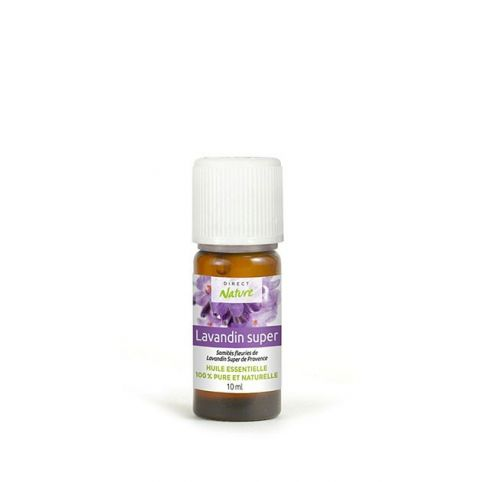 Direct Nature - OhSens.fr - Huile Essentielle Lavandin Super