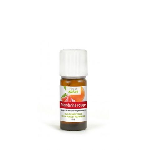 Direct Nature - OhSens.fr - Mandarine Rouge - Huile Essentielle Pure