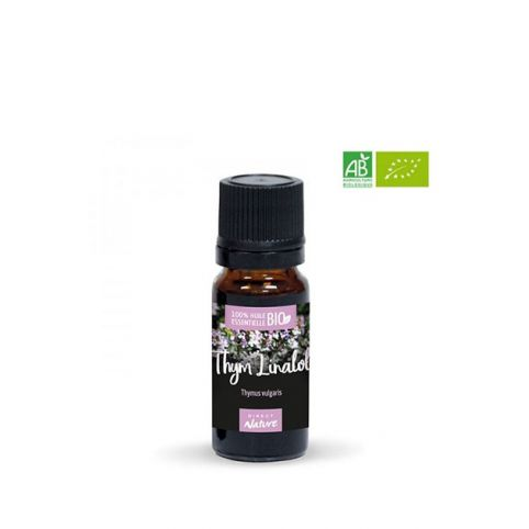 Thym Linalol Bio - Huile Essentielle Pure - Ohsens.fr