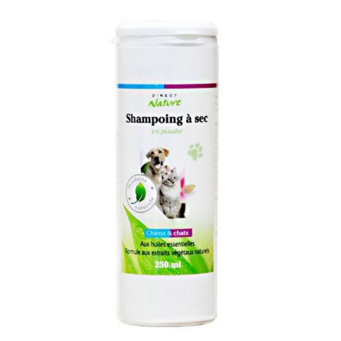 Animaux - OhSens.fr - Shampoing à sec