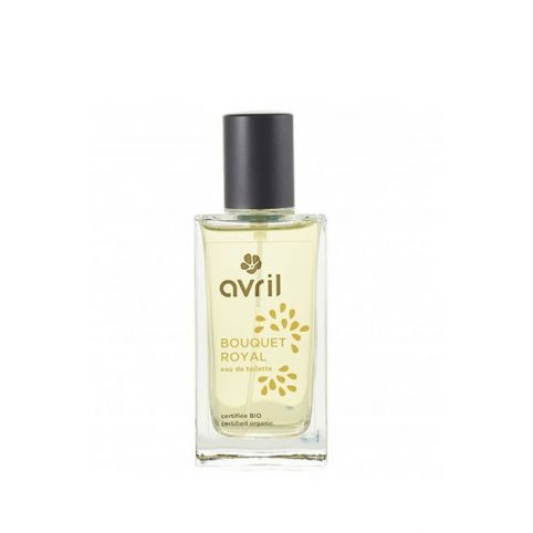 Avril - Eau de Toilette bio - Bouquet Royal - OhSens.fr
