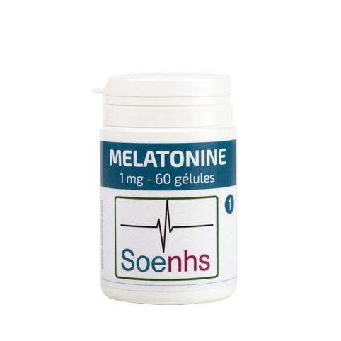 Mélatonine 1 mg - Ohsens.fr