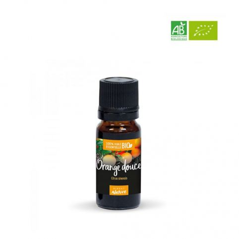 Orange Douce bio - Huile Essentielle Pure - Direct Nature - OhSens.fr